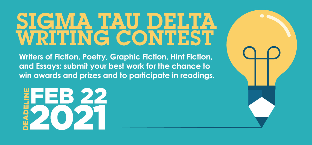 Submit your writing for a chance to win awards and to participate in readings