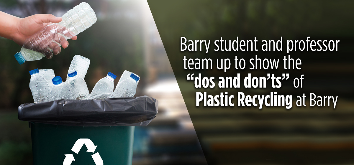 "New video shows the ""dos and don'ts"" of plastic recycling at Barry."