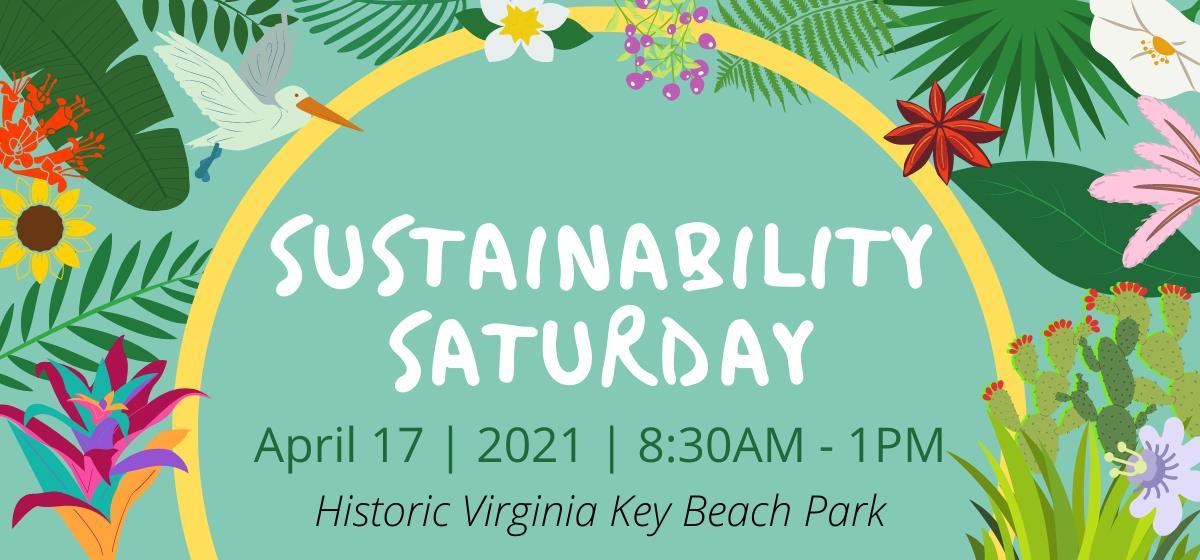 Sustainability Saturday