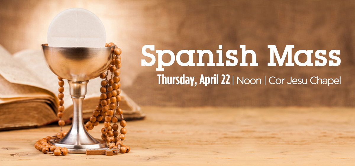 Spanish Mass