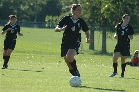 Women's Soccer Falls In Slump
