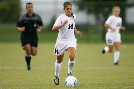 Women's Soccer Picks Up First Conference Win