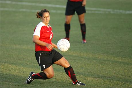 Women's Soccer Falls To Rival Knights