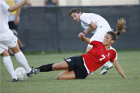 Women's Soccer Shut Out