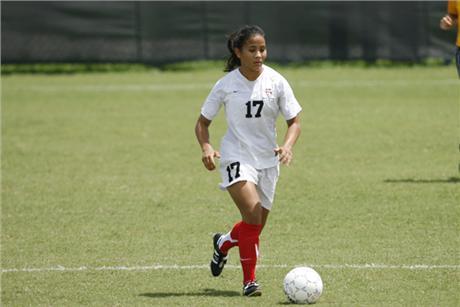 Women's Soccer Nips Bobcats
