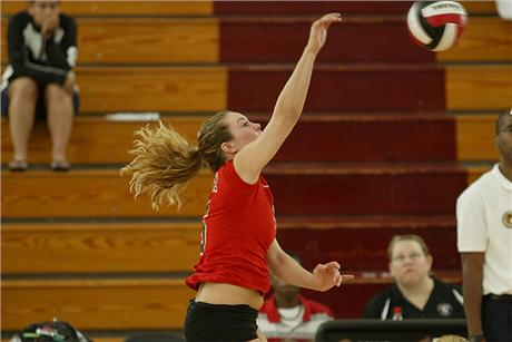 Volleyball Falls To Florida Southern
