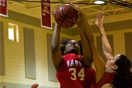 Women's Basketball Runs Win Streak to Eight Games