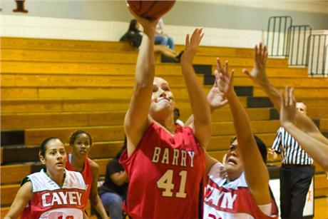 Women's Basketball Cannot Shake Off Rust To Drop First Game