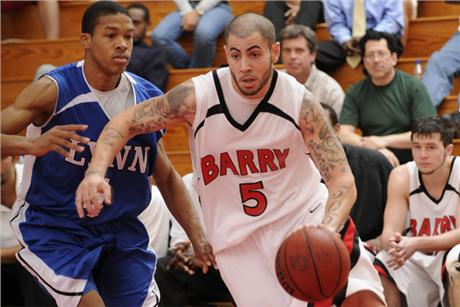 Men's Basketball Still Winless in SSC