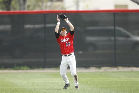 Baseball Loses Close Contest in Extra Innings