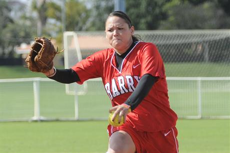 Softball Crushes Tritons To Win Lead Off Classic