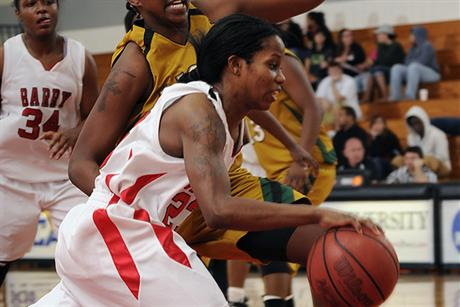 Women's Basketball Falls To Tampa in Double OT