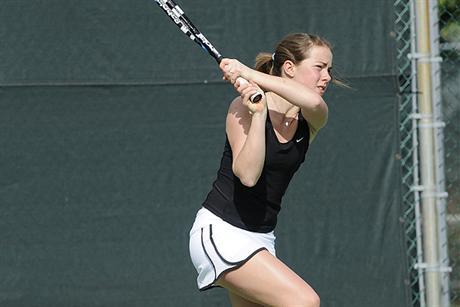Women's Tennis Opens Season with SSC Win