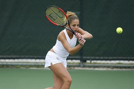 Women's Tennis Shuts Out Eckerd