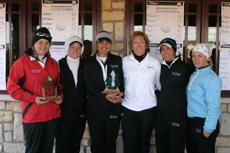 Women's Golf Finishes 2nd at Tarleton State Coca Cola Classic