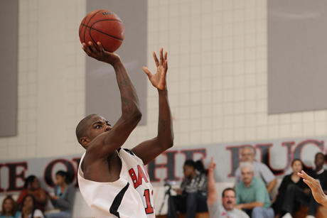 Men's Basketball Falls to Saint Leo on the Road