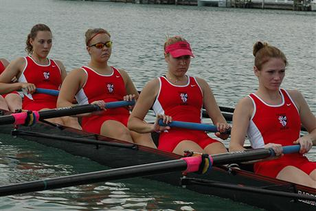 Women's Rowing Starts Championship Season Strong