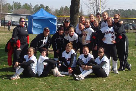Softball Named Champions of Charger Chillout