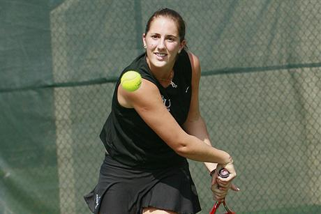 Women's Tennis Shutouts Panthers