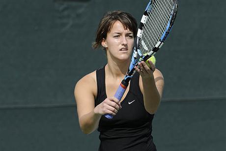 Women's Tennis Tops Columbia Lions