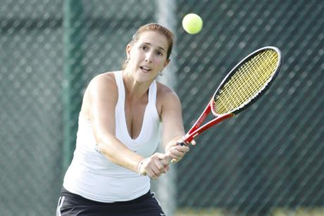 Women's Tennis Rips #9 Sharks