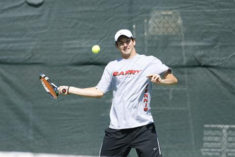 Men's Tennis Beats Moccasins To Run The Table In The SSC