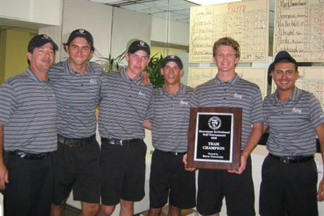 Men's Golf Wins Buccaneer Invitational