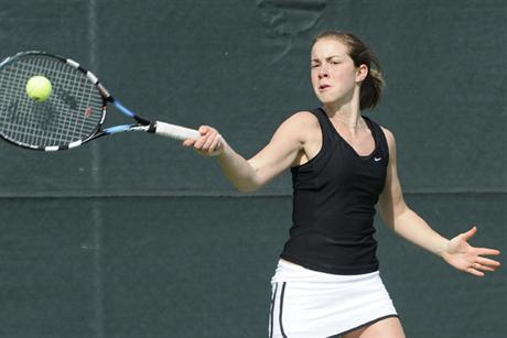 Women's Tennis Shutouts Hilltoppers