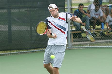 Men's Tennis Shuts Out Rattlers