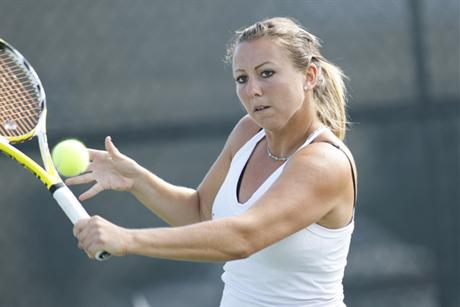 Women's Tennis Falls To #2 Pirates