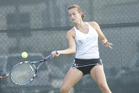 Women's Tennis Tops Tars To Advance To SSC Championship Match