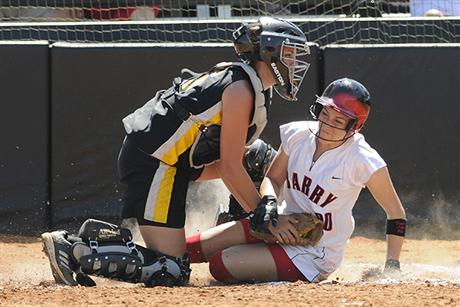 Softball Tops NSU on the Road