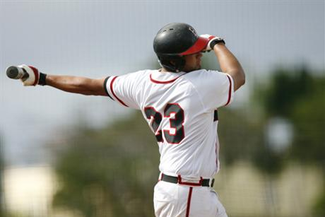 Baseball Shocks Third-Ranked Spartans