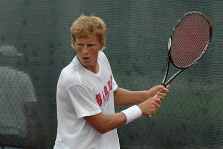 Men's Tennis Tops Ichabods to Advance to Quarterfinals