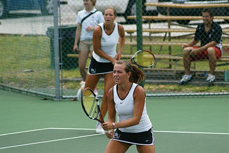 Women's Tennis Upended By Pirates In Quarterfinals