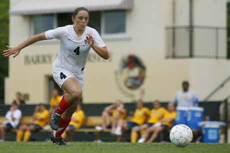 Women's Soccer Falls To Fifth-Ranked Cougars