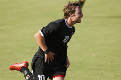 Men's Soccer Wins 2008