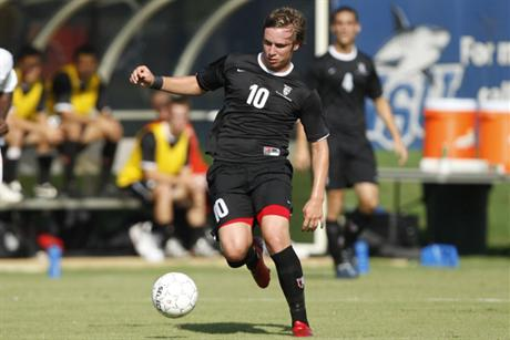 Men's Soccer Falls To Knights