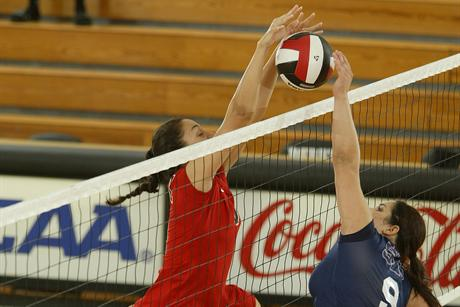 Volleyball Reigns at Flagler