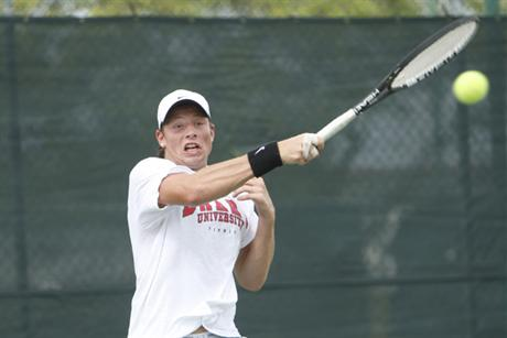 Svigelj Takes Fourth Place at ITA Nationals
