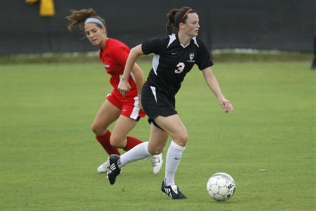 Women's Soccer Shuts Out Saints