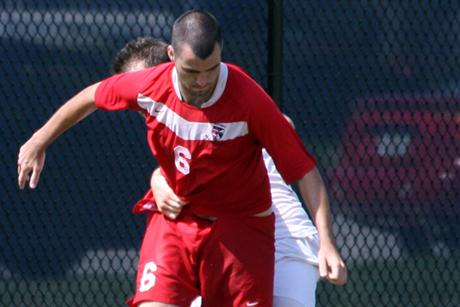 Men's Soccer Drops Close One To Saints