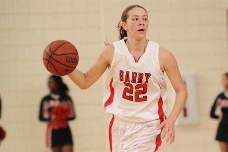 Women's Basketball Stuns Panthers
