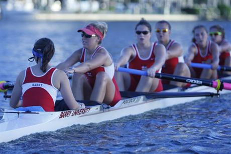 Rowing Closes Fall Season in Style