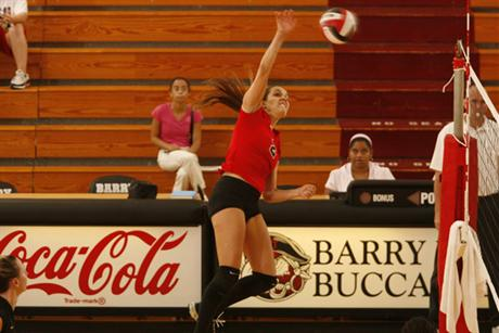 Volleyball Drops Second Straight SSC Match