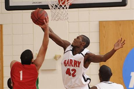 Men's Basketball Dominates Puerto Rico-Cayey