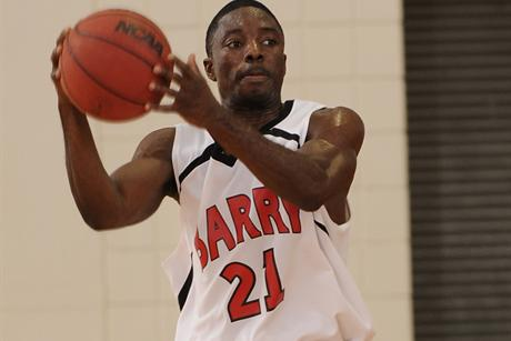 Men's Basketball Edged By The Knights