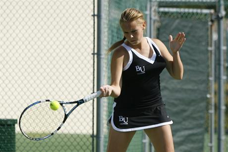 Women's Tennis Easily Defeats Palm Beach Atlantic