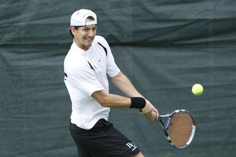 Men's Tennis Destroys Mocs