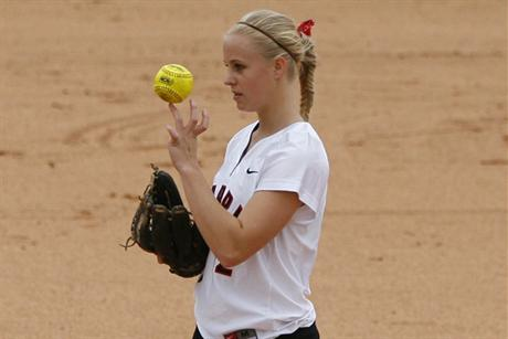 Smith's No-Hitter Propels Softball's Win At Chillout